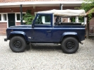 Land Rover Defender Soft Top