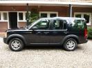 Land Rover Discovery III Van